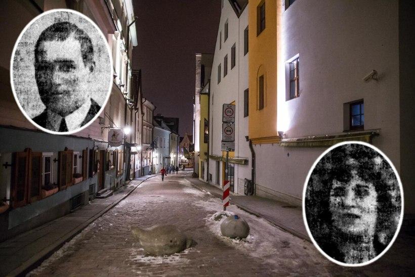 DUNKRI TÄNAVA ROIM: endine korrakaitsja kustutas Tallinna vanalinnas staažika prostituudi eluküünla
