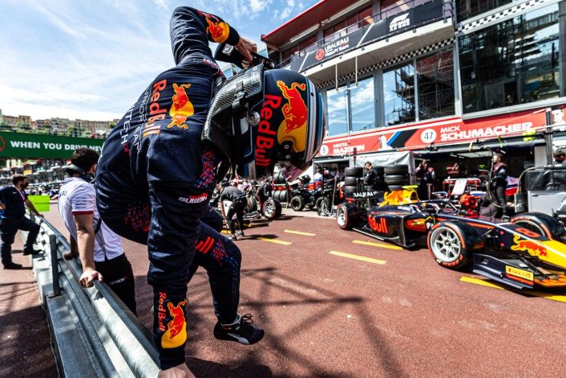 Sprindis poodiumile jõudnud Vips piirdus Monacos põhisõidus kaheksanda kohaga