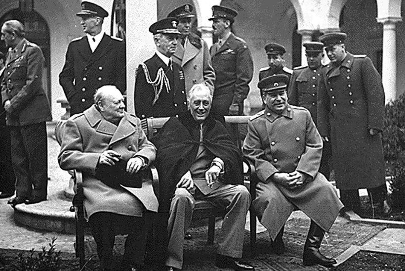 """Operatsioon """"Mõeldamatu"""": Churchill käskis koostada plaani Nõukogude Liidu ründamiseks juba teise maailmasõja lõppedes"""
