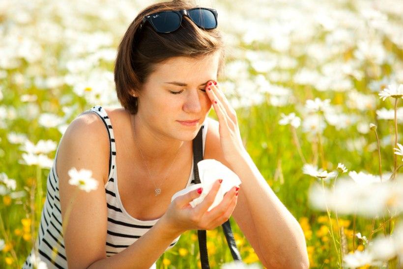 NOHU JA AEVASTAMINE: peale nende võib allergial olla ka üllatavaid tunnuseid!
