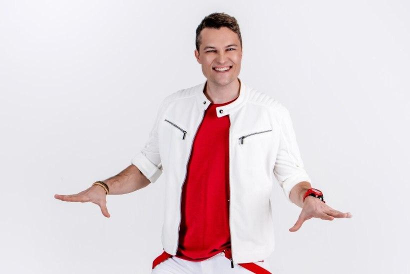 """Sportlik raadiohääl Lauri Hermann: """"Mida iganes sa teed, pane täiega – niisama vinduda pole mõtet!"""""""