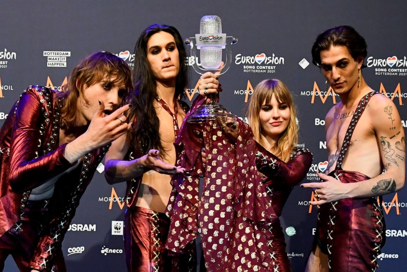Eurovisioni võitjal on üllatav perekondlik seos Soomega!