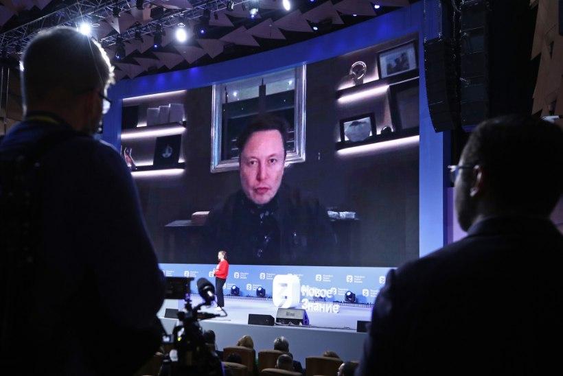 Elon Musk: kaalun Venemaale elektriautode tehase rajamist