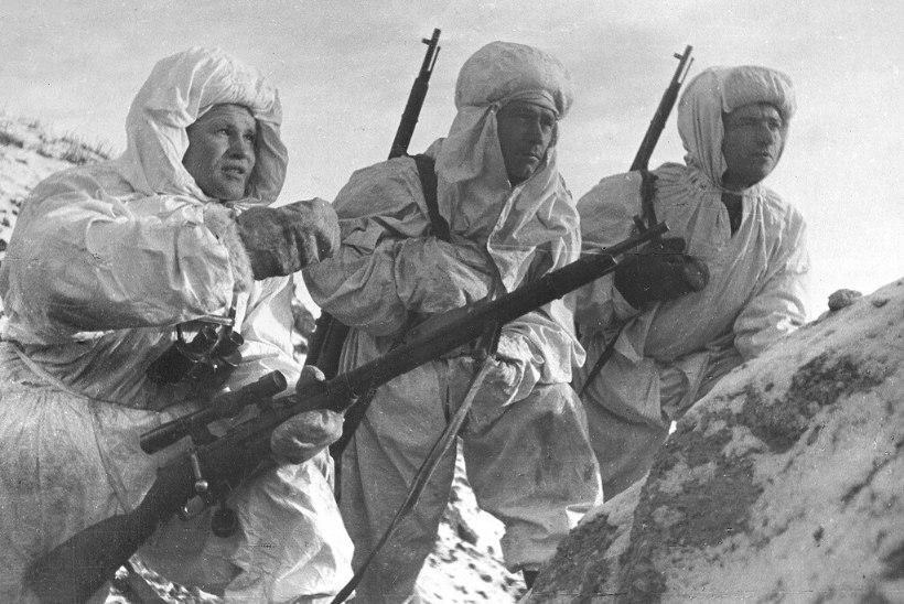 NÕUKOGUDE TÄPSUSKÜTT: osav snaiper surmas Stalingradis sadu sakslasi