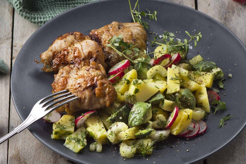 Toitumisspetsialist soovitab: kaval nõks, mida järgides võib igaüks kartulit süüa