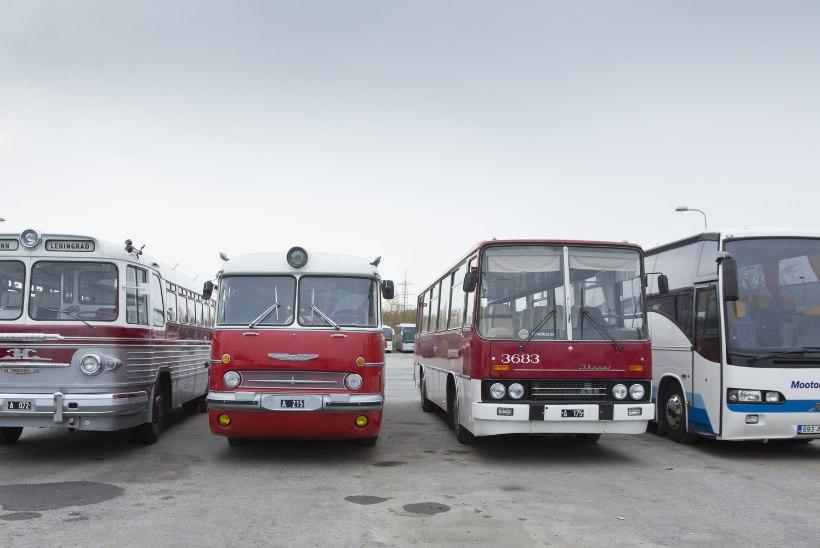Tõnis Erilaiu lehesaba | Kuidas Tallinn sai esimese alalise bussiliini