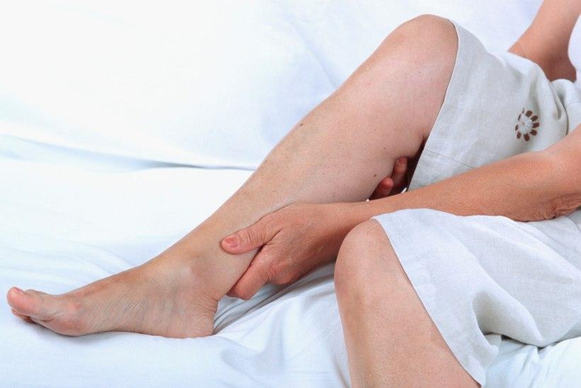 TROMBID, VEENILAIENDID, KRAMBID: vereringehäired võivad olla ebamugavad, aga ka eluohtlikud