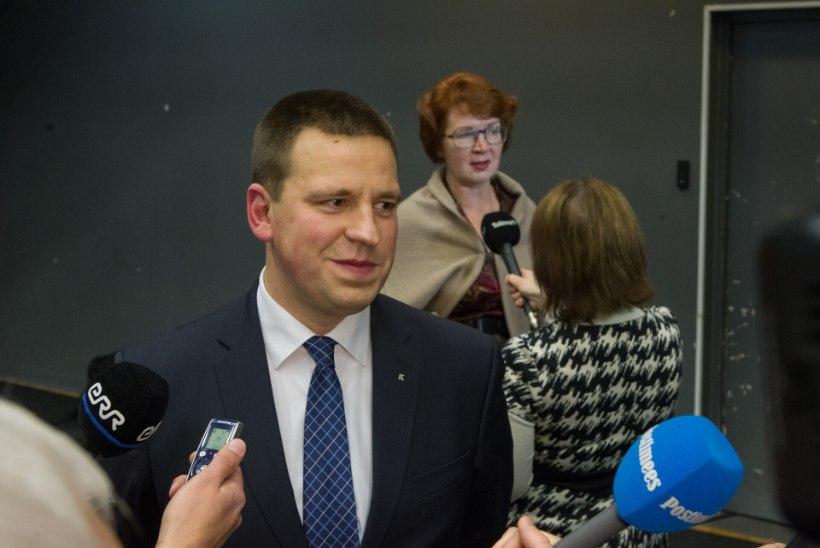 """Yana Toom: """"Jüri Ratasest paremat presidendikandidaati pole, aga otsime edasi, äkki leiame veel parema!"""""""