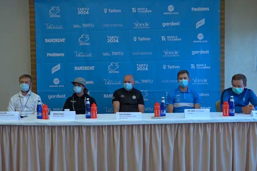 Valgevene meeskonda Tour of Estoniale ei lastud