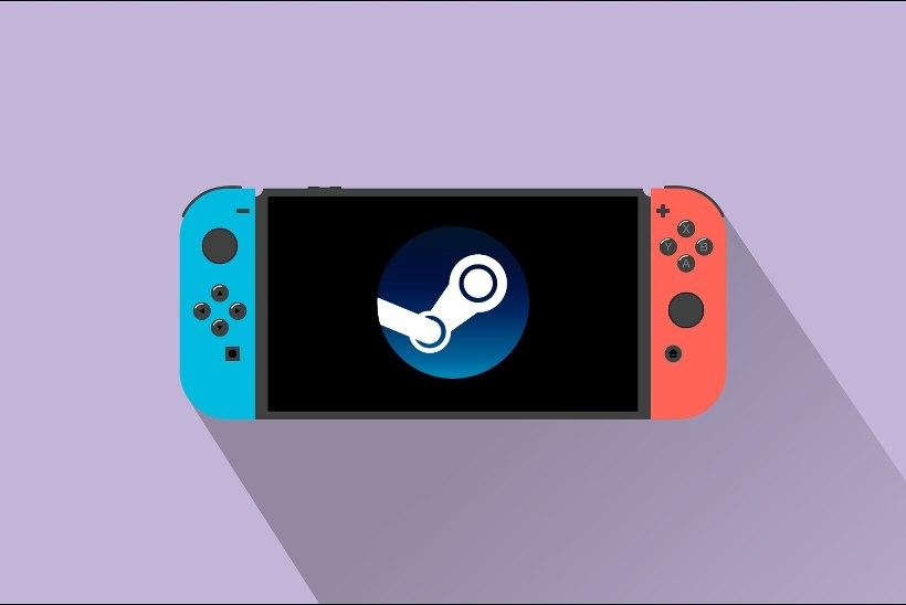 """""""TEINE TASE""""   Kas Valve ehitab enda Nintendo Switchi, millel saab Steami mänge mängida?"""