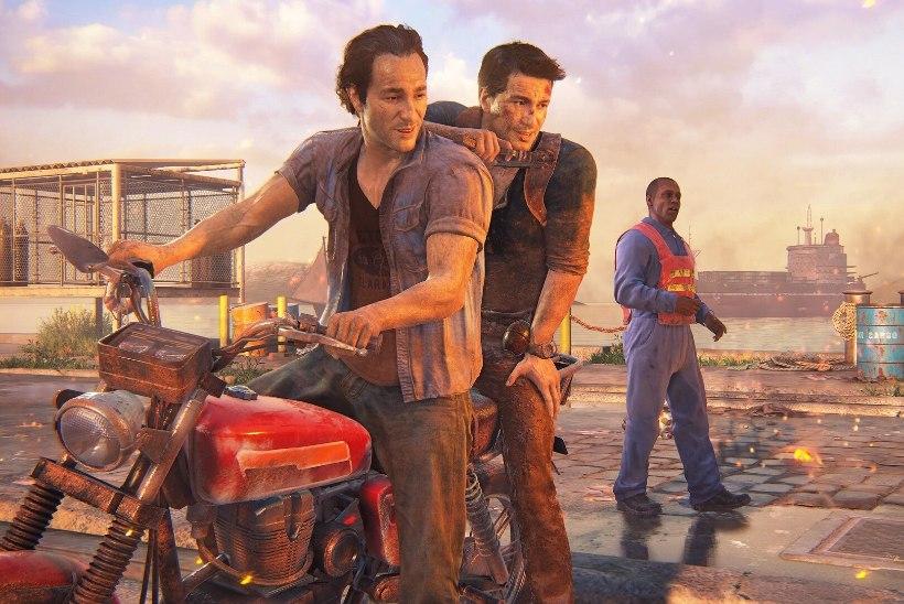 """Kas järgmine PlayStationi mäng, mis PC peale jõuab, on """"Uncharted 4""""?"""