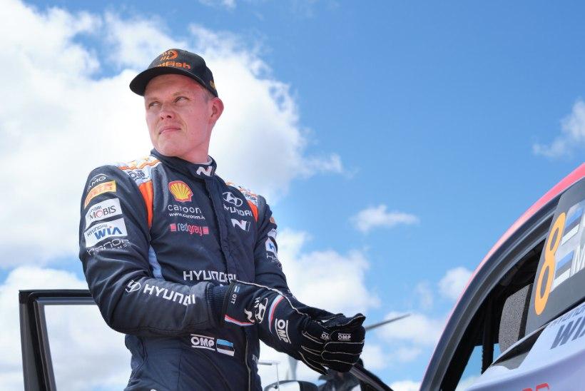 Hyundai sõitjad pakatavad Sardiinia ralli eel enesekindlusest. Tänak: loodame Itaalias võidu eest heidelda