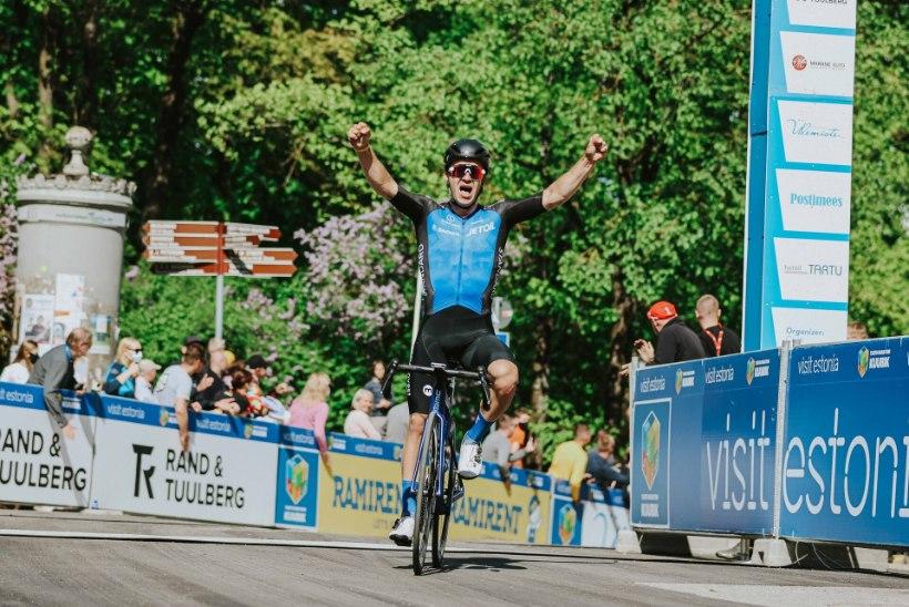 VIDEO   Tour of Estonia avaetapi võit jäi Eestisse