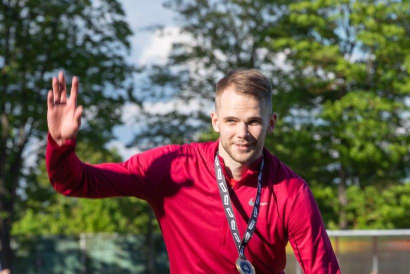 Keiso Pedriks: treener ütles naljaga pooleks, et Tartus jooksed Eesti rekordi ja Pärnus täidad Tokyo olümpiamängude normi