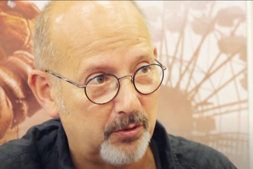 """Suri mänguseeria """"Syberia"""" looja Benoît Sokal"""