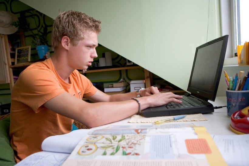 Tehniline viperus e-eksamil rikkus lapse elu: sisseastumistesti tulemusi ei arvestata