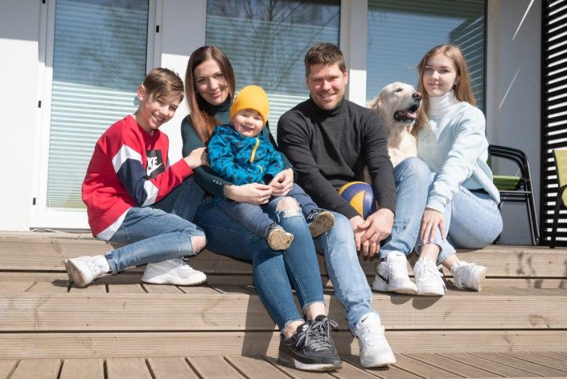 Tartu spordihing Rait Rikberg: pere ütleb, et palun, tee üks aasta veel!