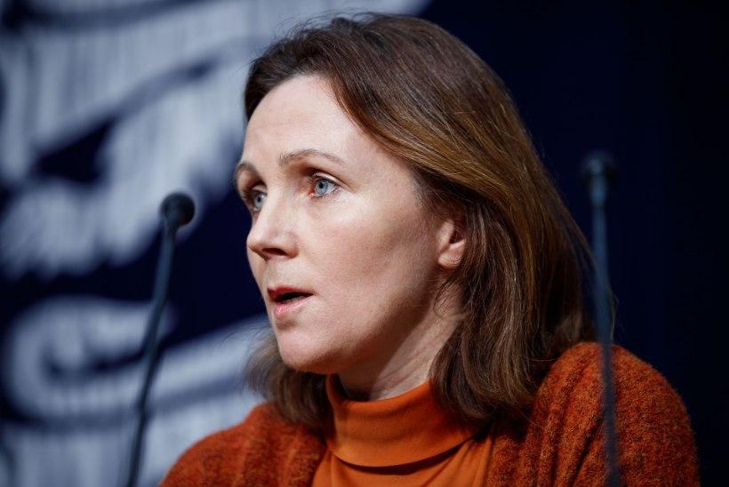 "Terviseala asekantsler Maris Jesseläheb puhkusereisile Moskvasse: ""Muretsema ei pea."""