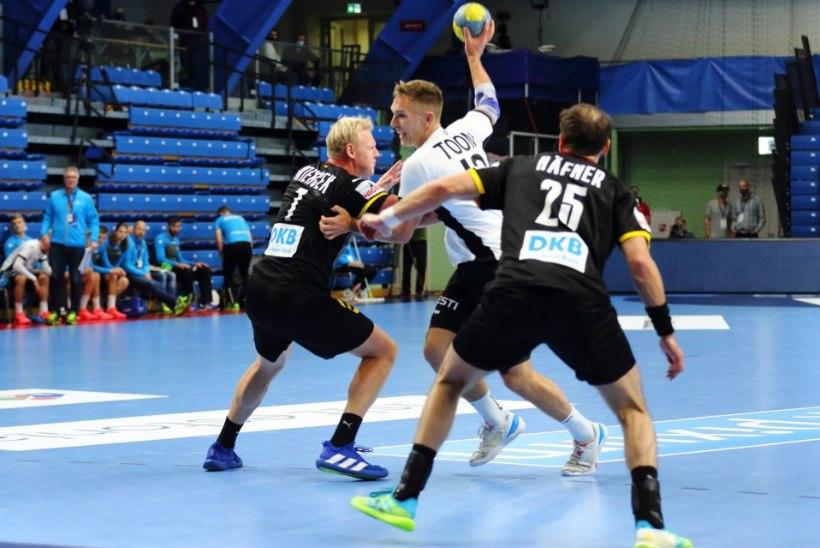 Mullune Eesti parim meeskäsipallur siirdub uueks hooajaks Saksamaale