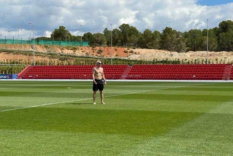 Legendaarne Eesti mänedžer korraldas Hispaania kergejõustikumekas rahvusvahelise treeninglaagri
