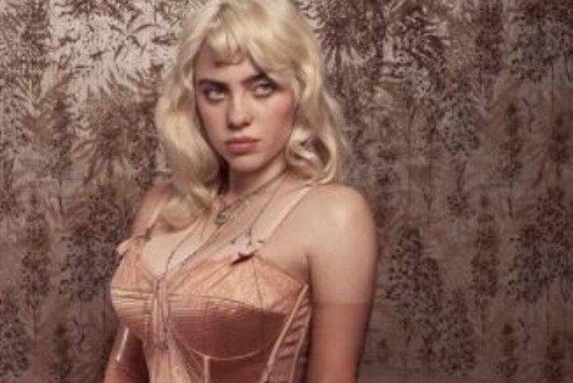 Korsett, sukad, hullutav dekoltee – Billie Eilishist on saanud sensuaalne vamp