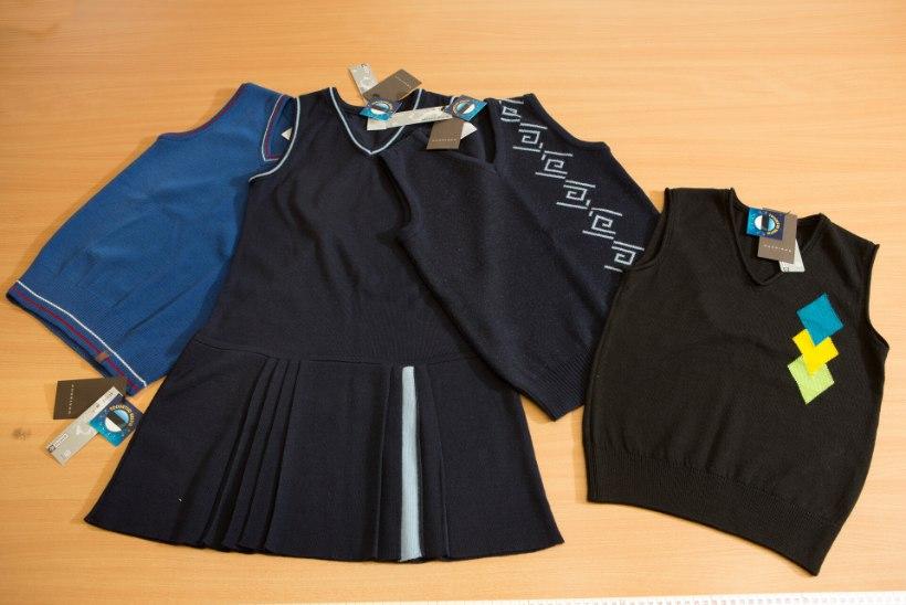 Lugejakiri   Mees ei luba lastel kooli minna nende riietega, mis mina valmis panen