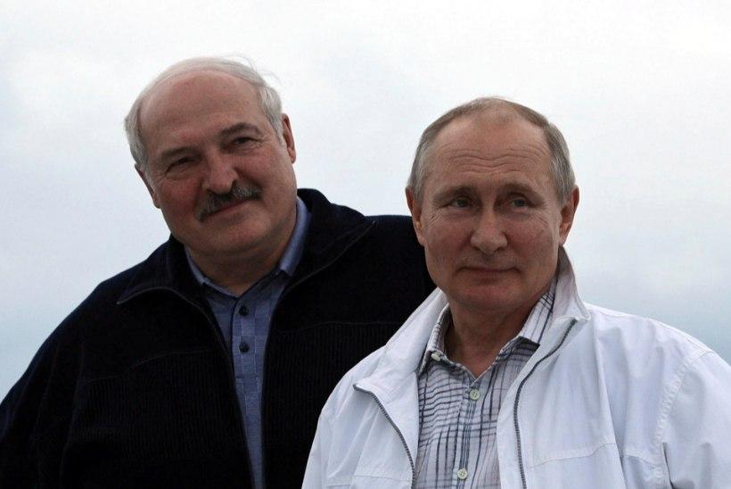 FANTAASIA VÕI TULEVIK: kas Venemaa ja Valgevene heidavad ühte?