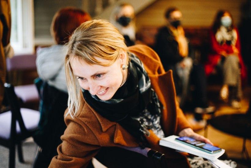 Raamatuentusiast Kristel Kalda: raske on leida alternatiivi millelegi nii geniaalsele kui lugemine!