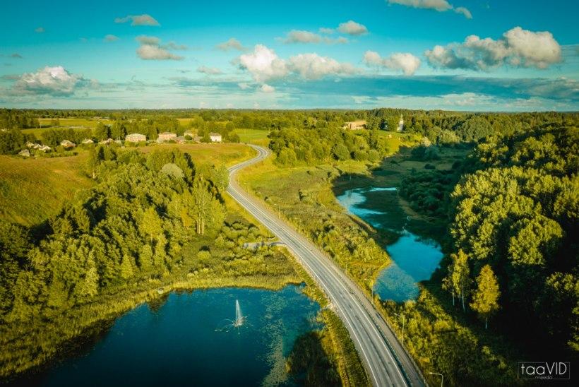 Suviseid ideid kodukandi avastamiseks: külasta Eestimaa Toscanat!