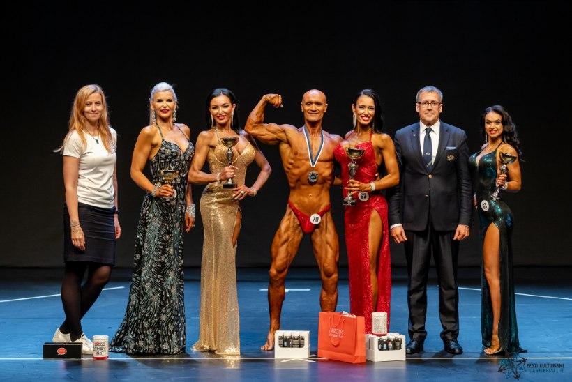 Uuri, kes on Eesti parimad kulturistid ja fitness-sportlased