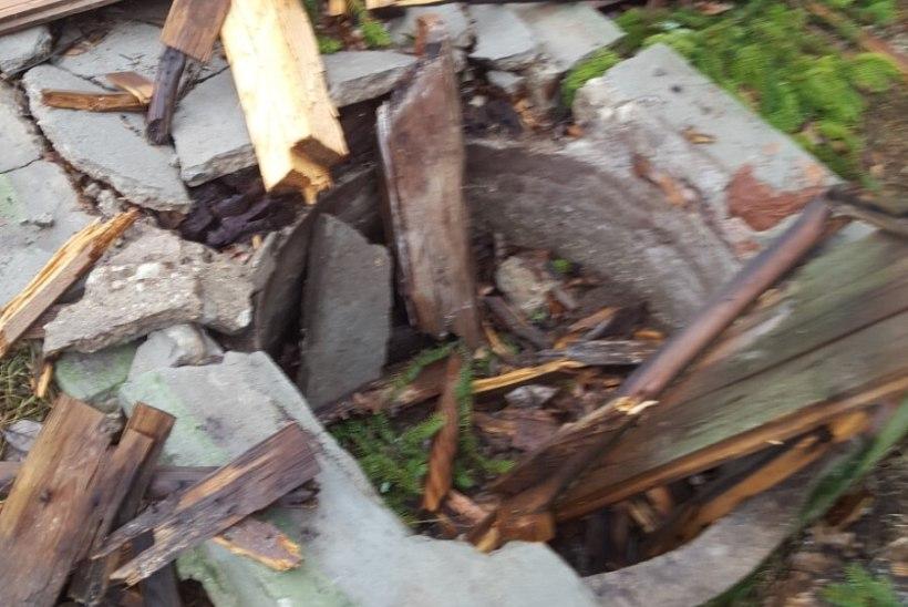 SALADUSKATTE ALLA   Inga Raitari välipeldiku plahvatuse materjalid salastati 75 aastaks!