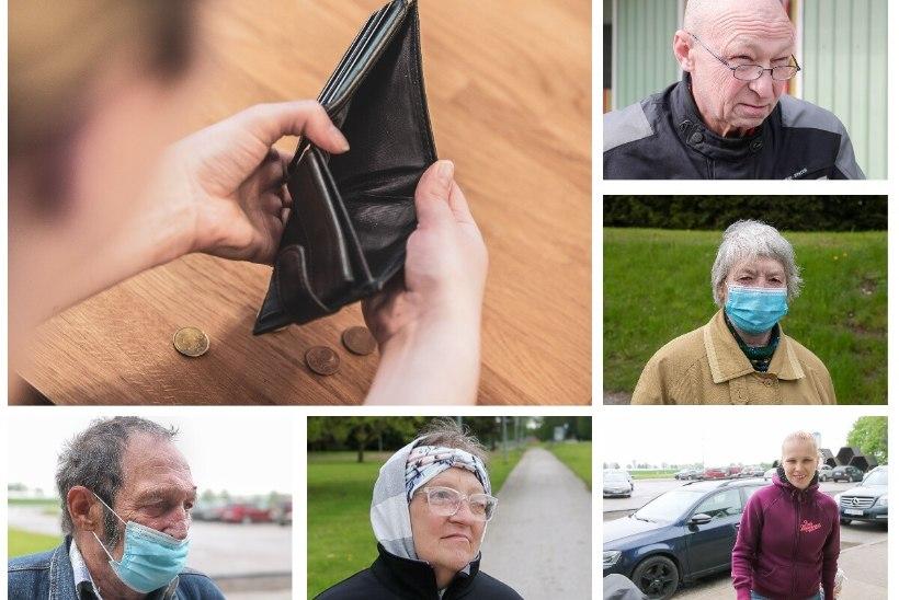 ÕL VIDEO | MIDA TÄHENDAB HIRMUTAV INFLATSIOON? Hinnatõus lööb juba rahakotile, kuid rahvas on mõõdukalt optimistlik