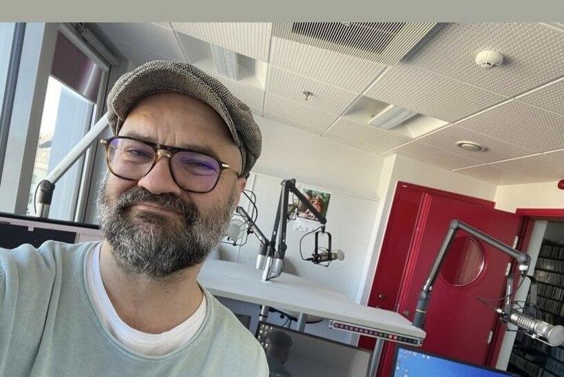 TELETÖÖS ON PAUS: Mihkel Raud suundub suveks raadiosse