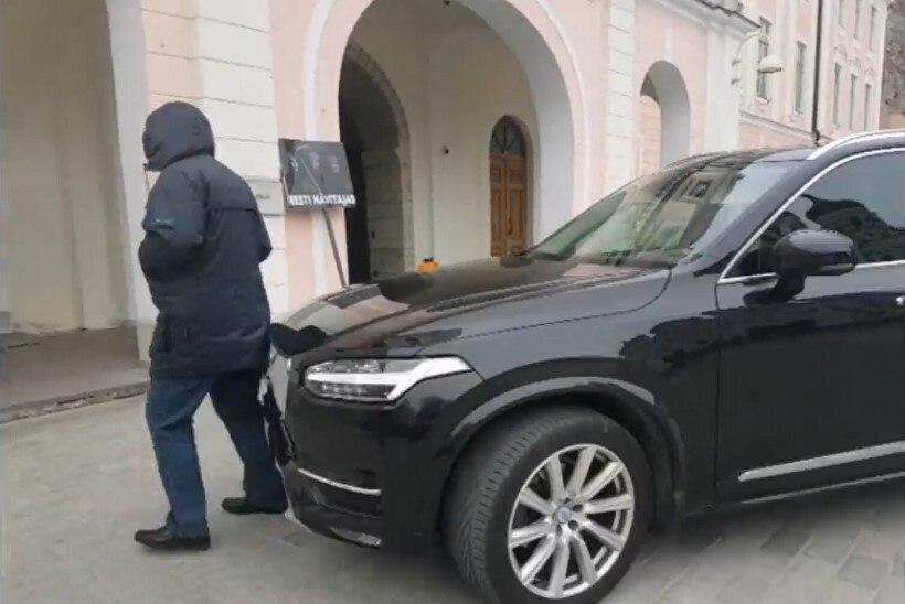 Autoga otsasõit: riigikogulast ilmselt erakonna aukohus ei oota