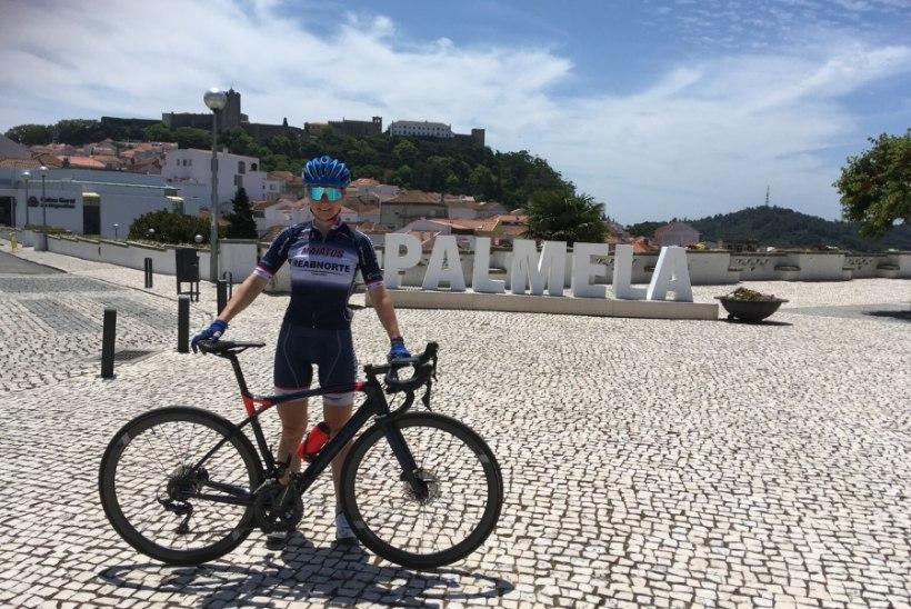 Maaris Meier tegi Portugalis särava etteaste