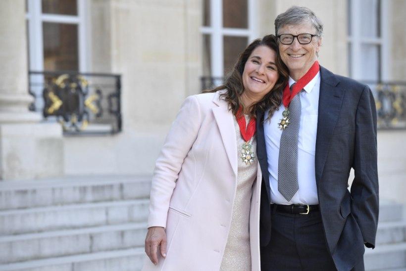 """Bill Gatesi abikaasa Melinda: """"Meie abielu on pöördumatult purunenud."""""""