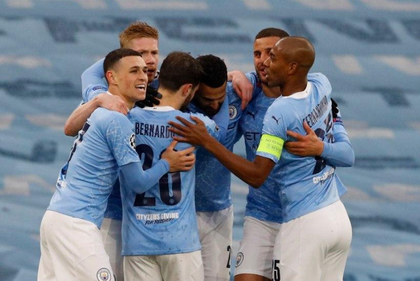 MEISTRITE LIIGA | Manchester City lõpetas enam kui pool sajandit kestnud ootuse