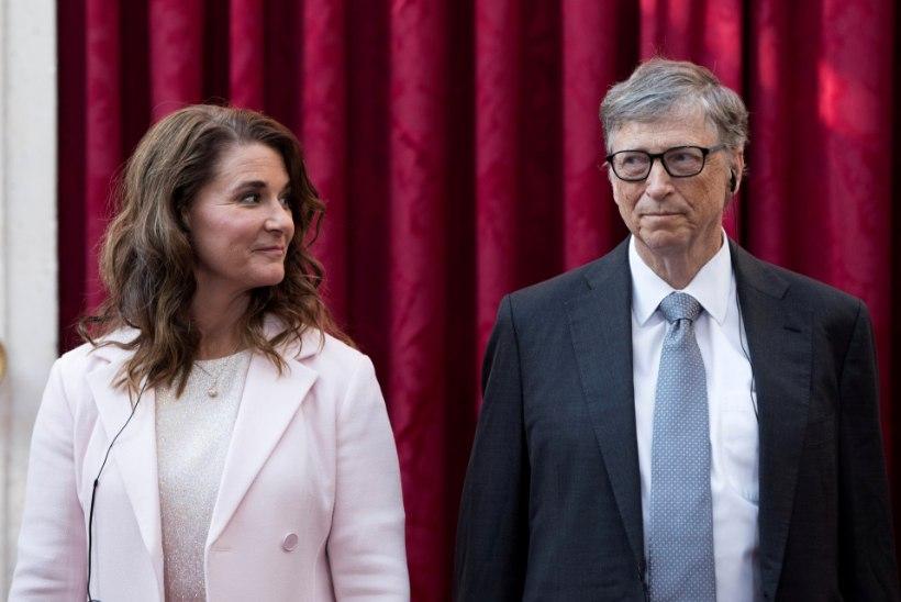 POMMUUDIS: Bill ja Melinda Gatesi abielu on purunenud