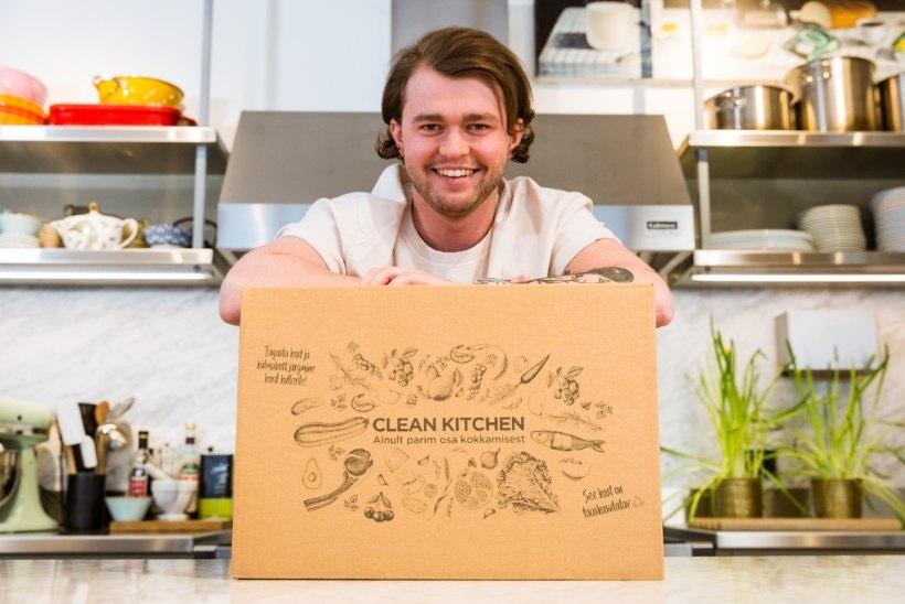 Uus ajastu tipptasemel restoranitoidu nautimisel: telli tooraine koju ning tee ise valmis!