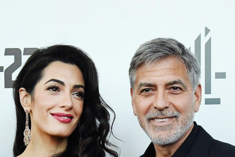 """George Clooney 60: """"Vananemine mind ei rõõmusta, aga see on ikka etem kui surnud olla!"""""""
