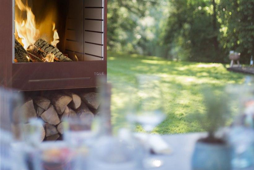 INSPIRATSIOONIKS | Elu kolib mõnuga õue ehk Kuidas valida mööblit välikööki ja puhkenurka?