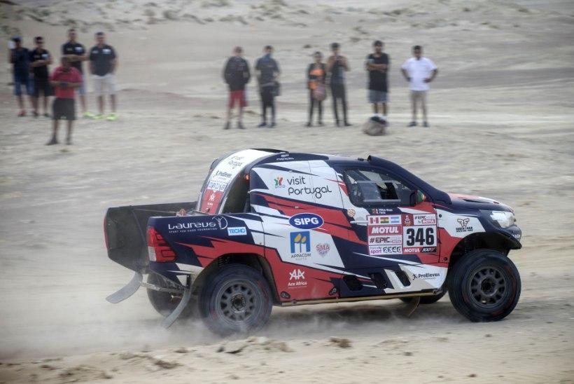 TOHOH! Endine Chelsea ja Tottenhami peatreener teeb Portugali rallil WRC debüüdi