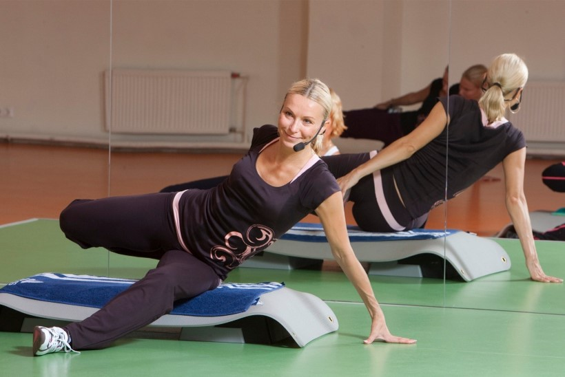 VIDEO | Täispikk kõht-selg-tuhar treening Riina Suhotskaja juhendamisel
