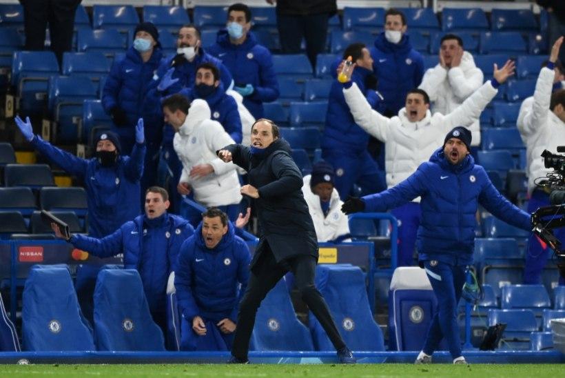 BLOGI   Chelsea alistas Madridi Reali ja meistrite liiga finaal on inglaste siseasi