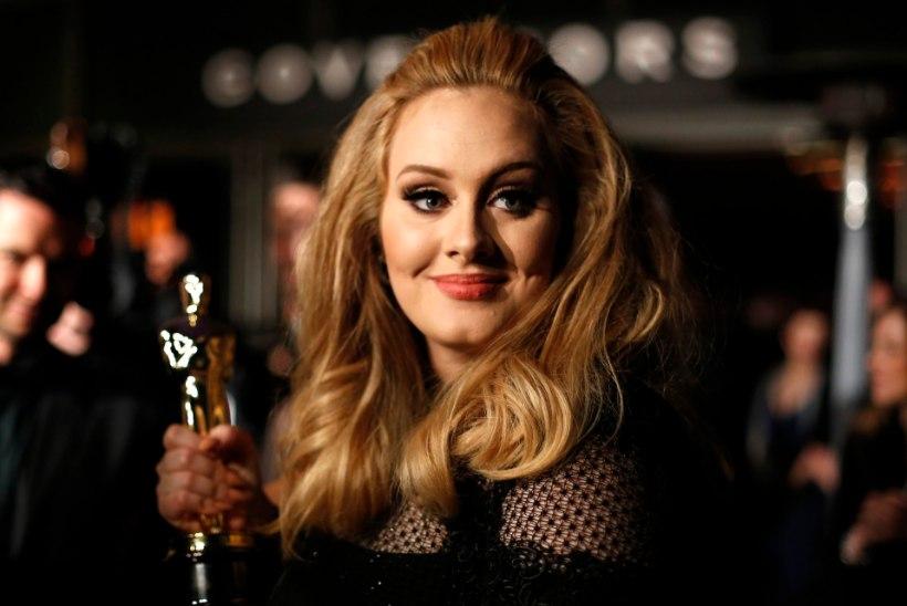 Adele demonstreerib 33. sünnipäeva puhul oma imelist muutumist