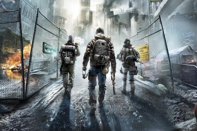 """Ubisofti """"The Division"""" seeria saab uue, täiesti tasuta mängu"""