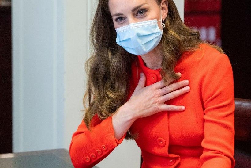 Hoia alt, Meghan! Ka Kate Middleton avaldas raamatu - ja veel millise reklaamitrikiga!