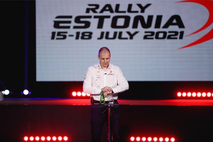 Toyotad omavad Rally Estonial võtmerolli, WRC-etapil eelistatakse keskonda säästvaid autosid