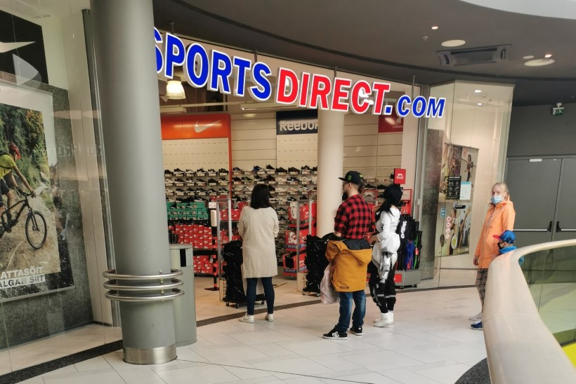 USKUMATU LUGU! Lugeja läks kaubanduskeskusesse, aga sai pettumuse osaliseks, sest ka teised inimesed olid poodi tulnud!