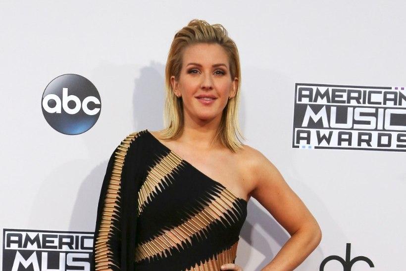 Ellie Goulding avaldas viimaks oma beebi soo ja nime